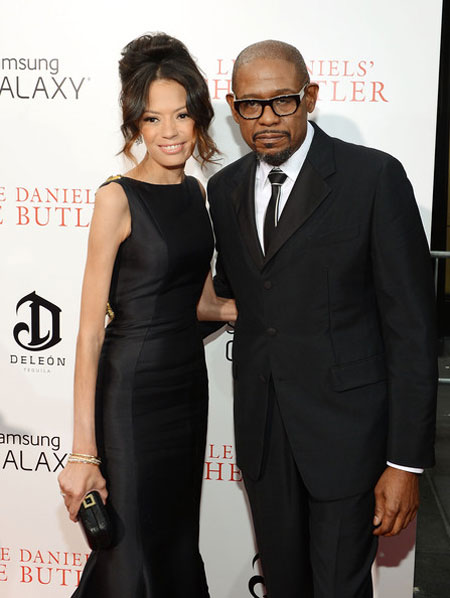 Forest Whitaker Files For Divorce From his Wife Keisha ...