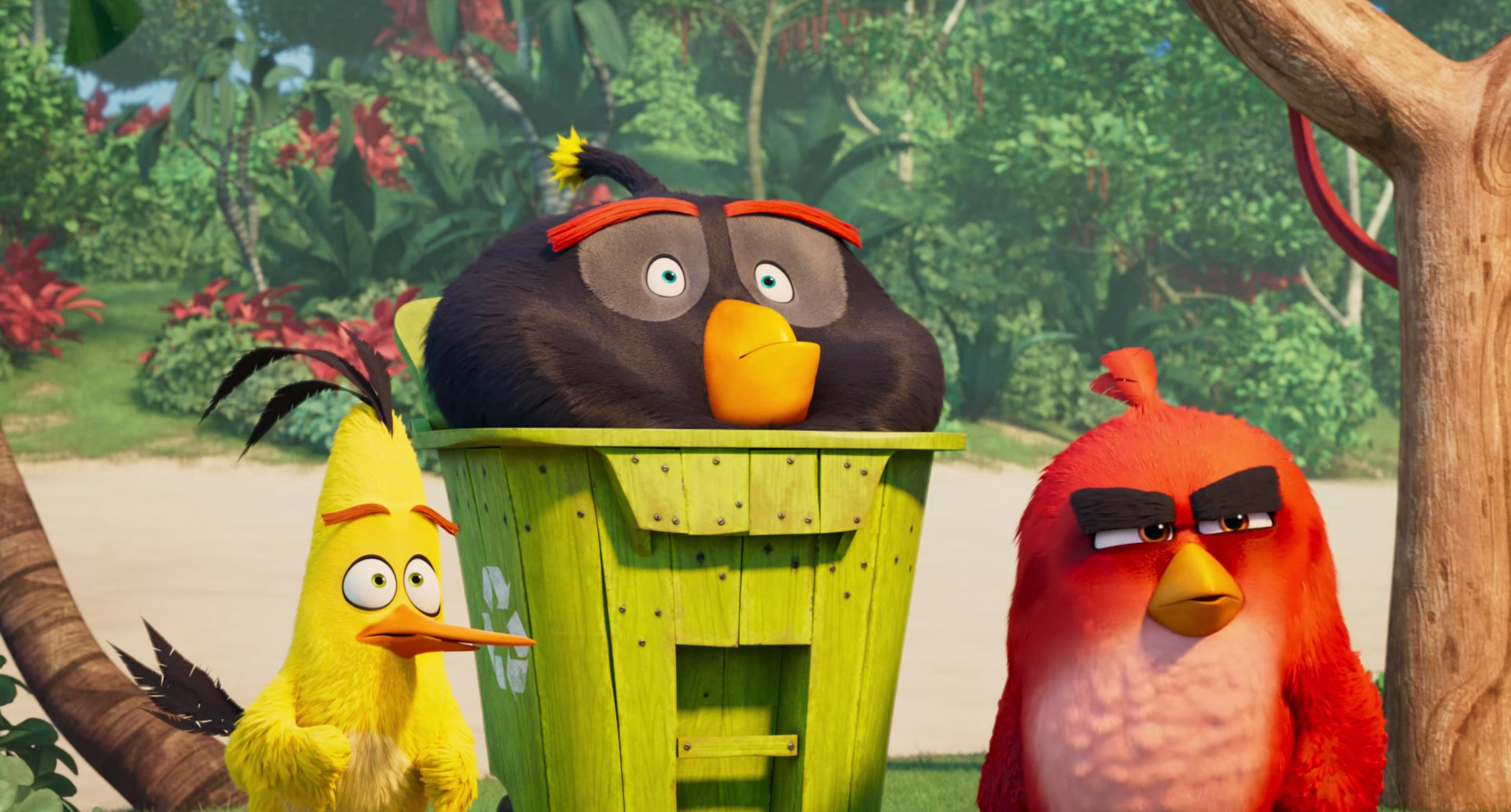 The Angry Birds Movie 2 Trailer is Out! Find out all the ...