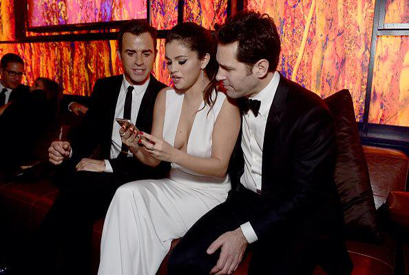 Selena Gomez and Jennifer Aniston's ex-Husband Justin