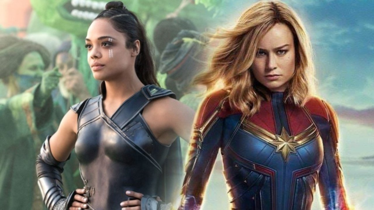Brie Larson Wants Lesbian Romance For Captain Marvel