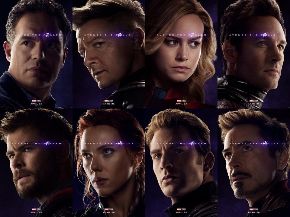 Marvel Is In Hot Water Over Sexist Avengers Endgame Posters