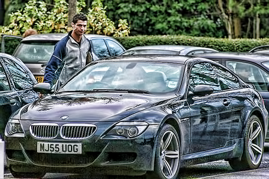 What Cars Does Football Icon Cristiano Ronaldo Own ...