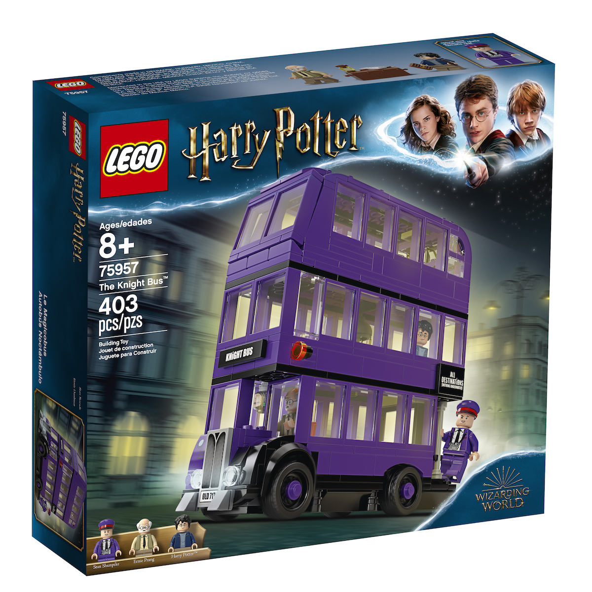 Harry Potter Advent Calendar.Lego Officially Announces A Harry Potter Advent Calendar For 2019