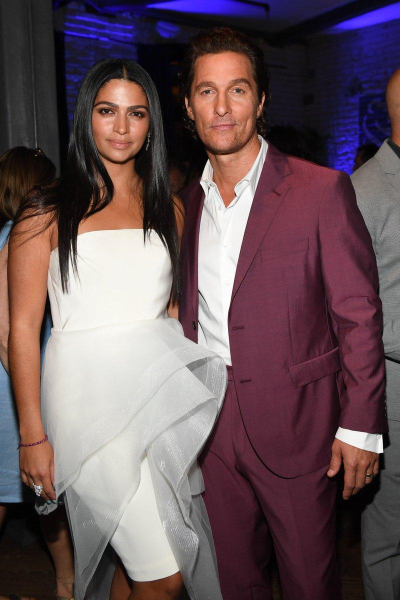 Matthew McConaughey Wife Camila Alves? Details of Matthew ...
