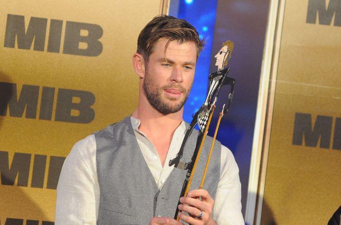Tom Holland and Chris Hemsworth Visit Bali To Promote 'Spider-Man