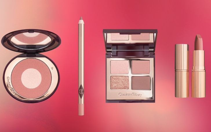 Charlotte Tilbury Launched Two New Pillow Talk products - An Eyeshadow Palette And A Blusher
