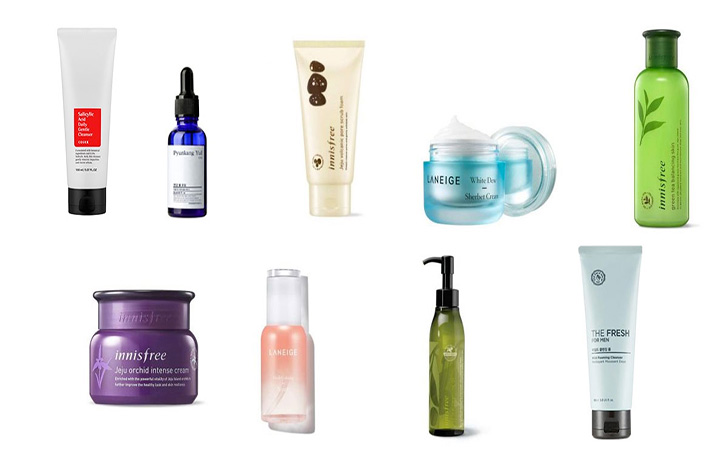 Best Korean Skin Care Products