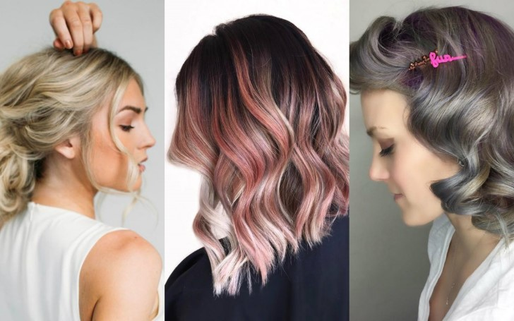 New Hair Color Ideas For 2019