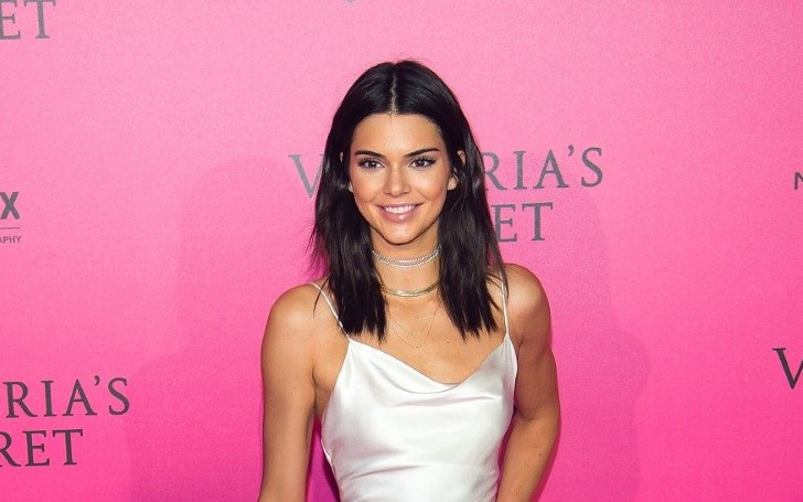 Kendall Jenner Talks New Skin-Care Products During the