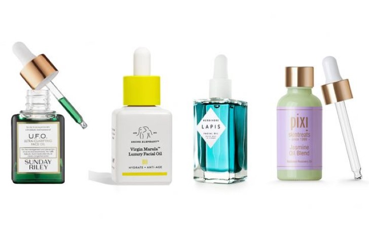 Get All The Favourite Face Oil Suggested By Experts