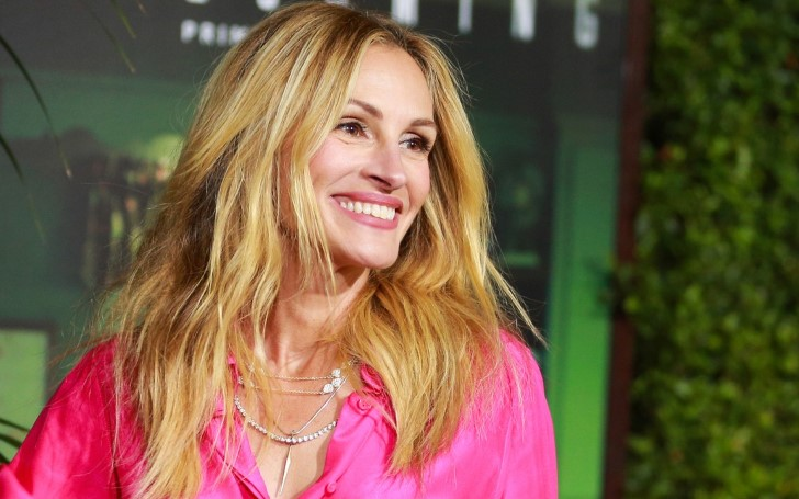 Julia Roberts Just Got a Major Hair Refresh — and We're Loving It!