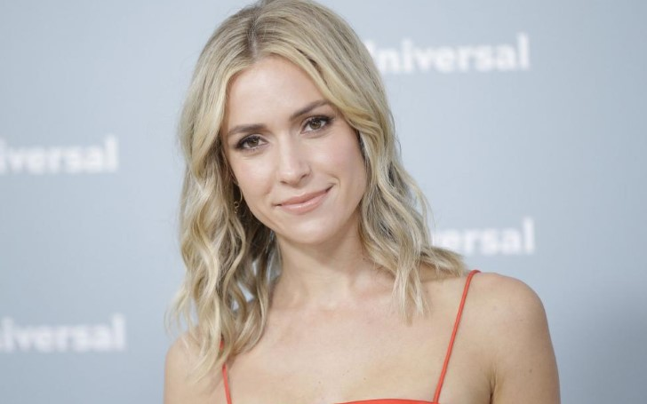 Check Out These Black Diamond Eye Masks Kristin Cavallari Uses to De-Puff Before Filming