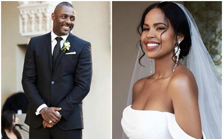 Learn How To Re-Create Sabrina Dhowre's Gorgeous, Glowy Wedding Makeup