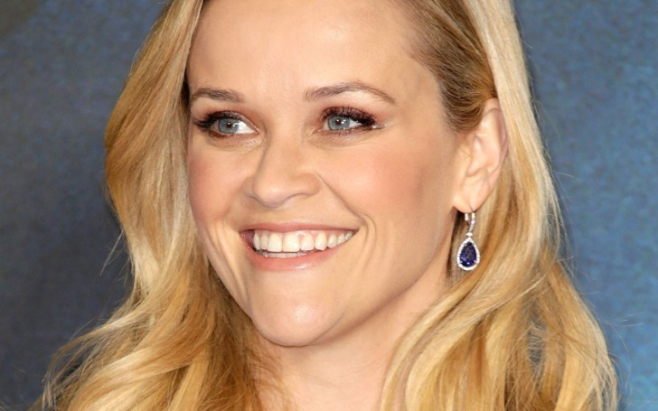 Reese Witherspoon Goes From Blonde To Brown For A New Role And She Looks Just As Gorgeous As Ever!