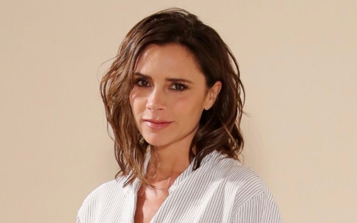 Victoria Beckham Is Set To Make Her Debut Eco-Friendly Beauty Range At London Fashion Week