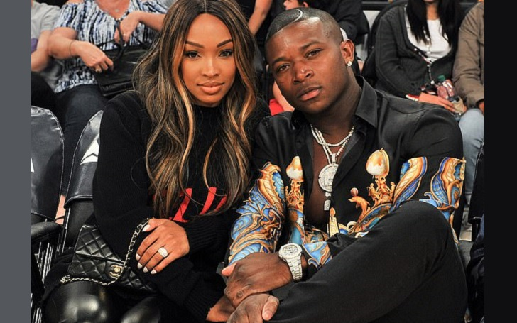 Malika Haqq Baby Daddy Revealed to be Rapper OT Genasis