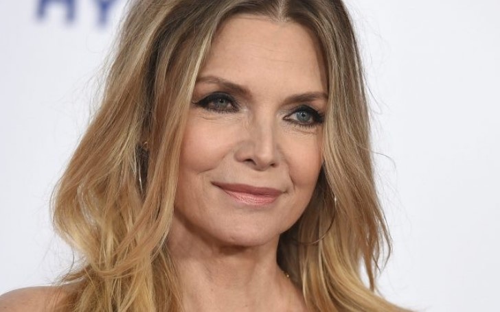 Michelle Pfeiffer Broke Her Arm in a Hotel Bathroom