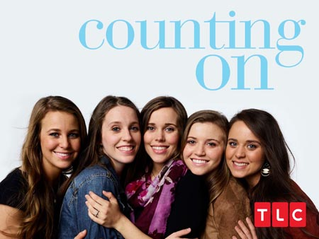 Counting On on TLC poster.