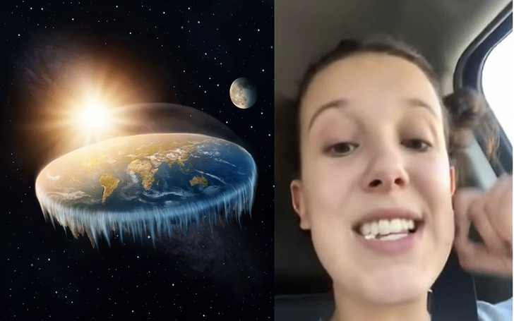 'Stranger Things' Star Millie Bobby Brown is a Flat Earther; Here's Why!