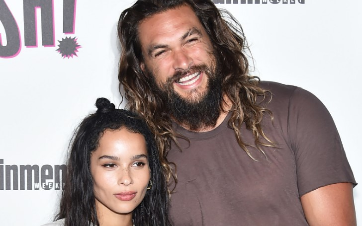 Jason Momoa is Stoked to Know His Step-Daughter is the New Catwoman