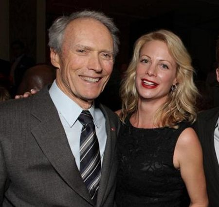 Jacelyn Reeves was in relationship with Clint Eastwood.