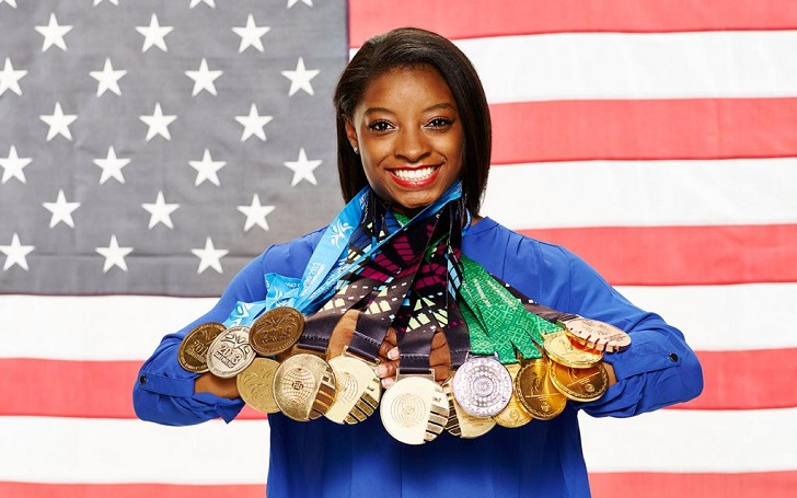 Simone Biles Boasts an Impressive Net Worth - How Did She Make Herself a Small Fortune?