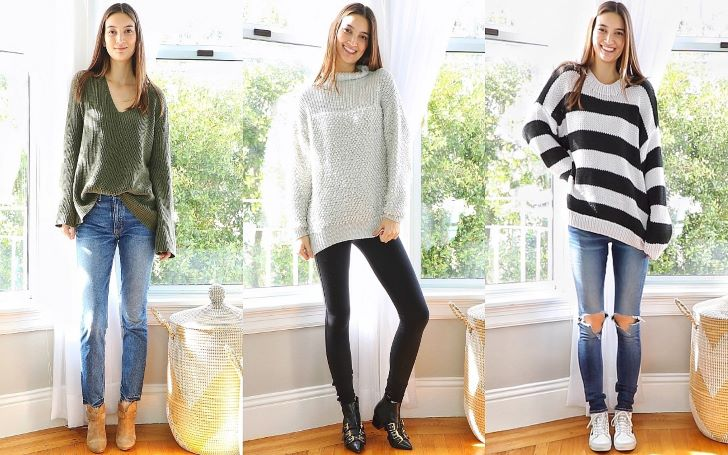 Now You Can Make Your Sweater Feel Like the Coolest Top