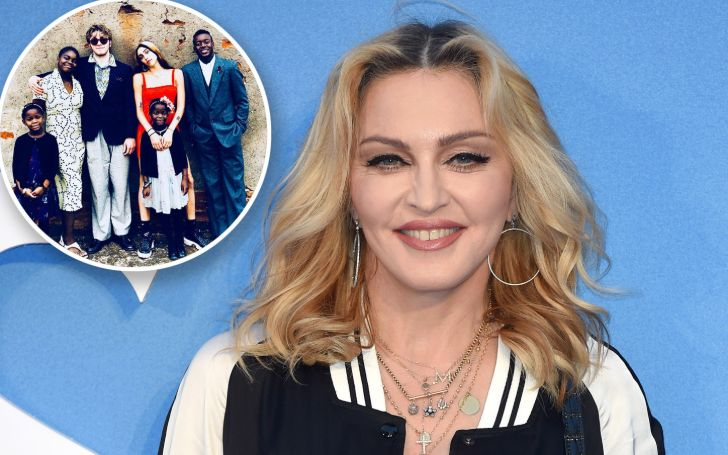 Madonna's Daughter Estere Ciccone - Who is Her Father?