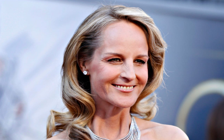 'Mad About You' Star Helen Hunt was Rushed to Hospital After Her Car Rolled Over
