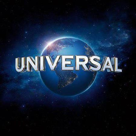 Universal Picture logo.