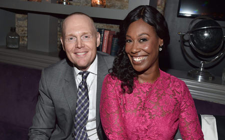Bill Burr's Wife Nia Renee Hill - What is Her Net Worth ...