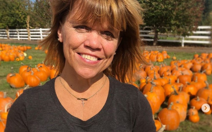 Oh No! Amy Roloff of 'Little People, Big World' Sidelined From Family Pumpkin Patch