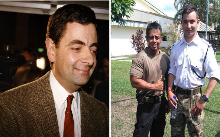 Benjamin Atkinson Joins Gurkhas Army - 5 Facts About Rowan Atkinson's Lookalike Son!