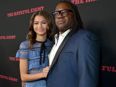 Zendaya's father is quite possessive when it comes to his daughter.