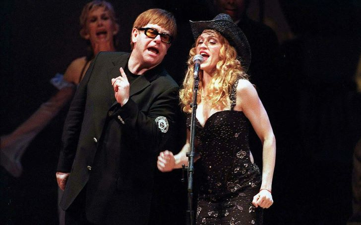 Elton John Accused Madonna in his New Memoir of Being 'Nasty and Ungracious' to Lady Gaga