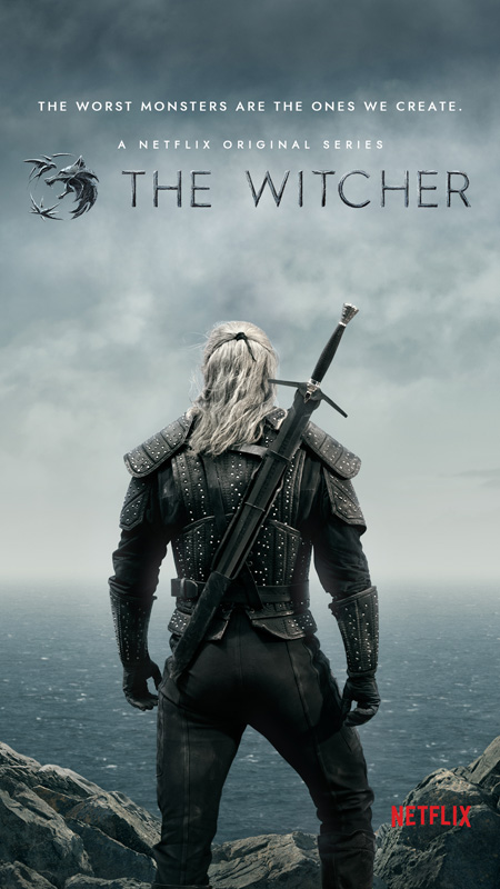 'The Witcher' is coming to Netflix before the end of the year in 2019.