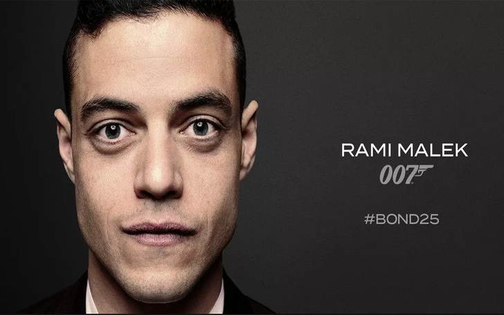 Bond 25 No Time To Die; Rami Malek's Villain will be Nasty Plus the Name of His Character is Revealed