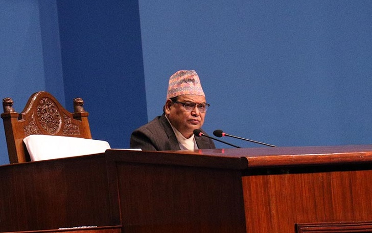 Nepalese Parliament Speaker Hands Resignation Following Rape Accusation