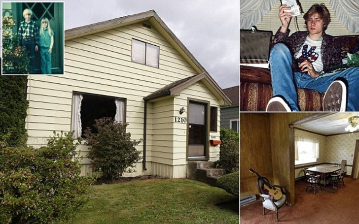 Kurt Cobain's Former Home Where He Commited Suicide is Up for Sale for 7.5 Million Dollars