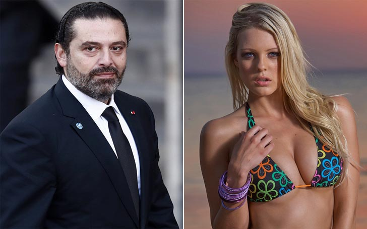 Who is Candice Van Der Merwe? She was Gifted $16 Million by Lebanese Prime Minister Saad Hariri!