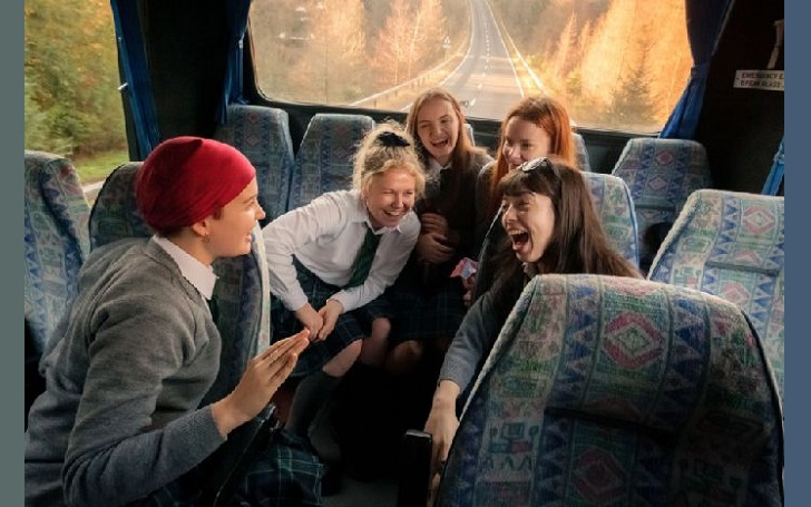'Our Ladies', Billed in Hollywood Trade Press as 'Pitch Perfect Meets Trainspotting', Releases It's First Images