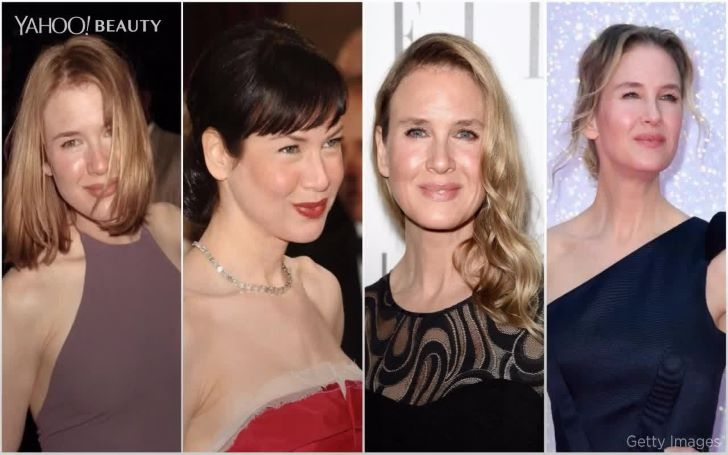 Renee Zellweger Is Thrilled She Looks Different as Fans Notice It