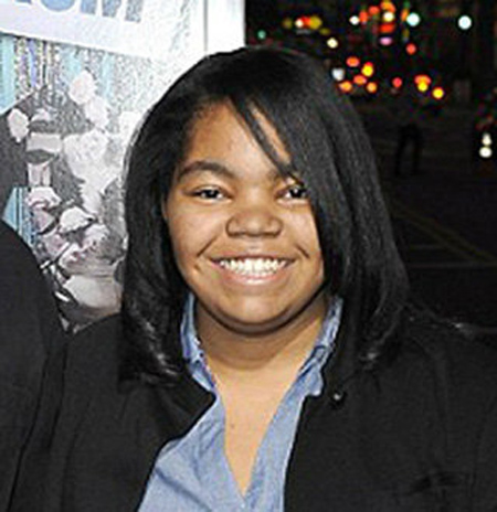 Karima Jackson is the first daughter of Ice Cube and Kimberly Woodruff.