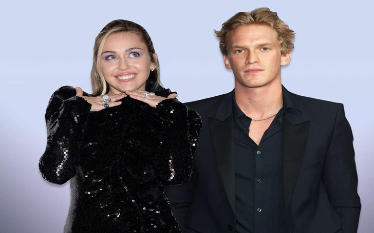Miley Cyrus and Cody Simpson Getting Close; Spotted Sharing a Kiss