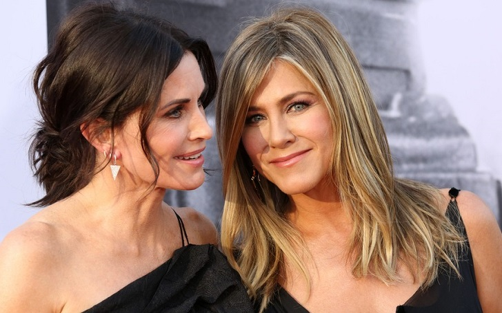 Jennifer Aniston Drops an Easter Egg on the 'F.R.I.E.N.D.S.' Cast Working on Something Again!