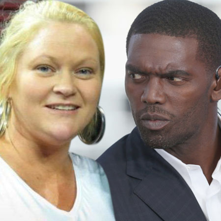 Thaddeus Moss's father Randy Moss and mother Libby Offutt.