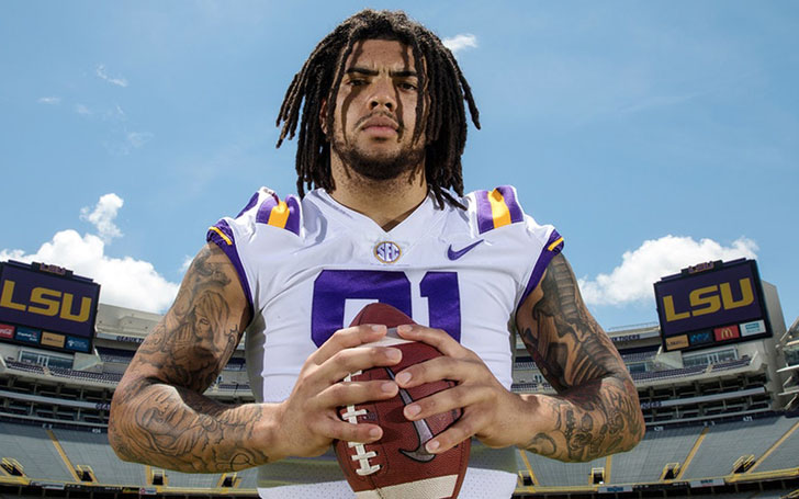 Thaddeus Moss Lsu >> Thaddeus Moss Dad Randy Moss How Is The Father Son