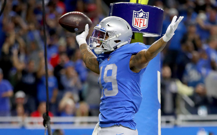 5 Rarely Known Facts About Kenny Golladay