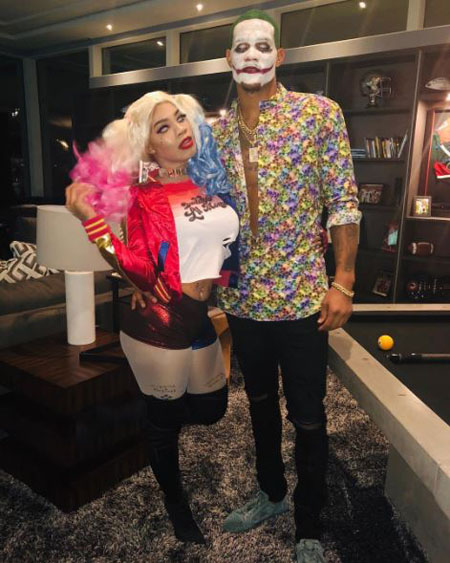 Kenny Golladay's Relationship with Girlfriend Araina Jay