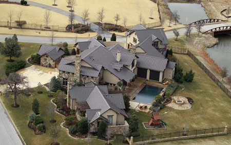 The $3.45 million mansion taken over by Sean Payton's ex-wife Beth Shuey.